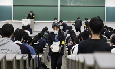 Nhật Bản: Thí sinh bị loại khỏi kỳ thi đại học vì mắc lỗi nghiêm trọng giữa đại dịch COVID-19