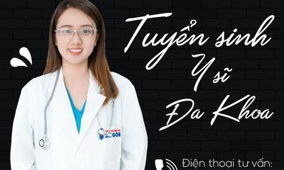 Y tế - Tuyển sinh đào tạo Trung cấp Y sĩ đa khoa Sài Gòn năm 2021