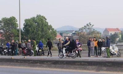 Vụ thanh niên bỏ lại xe máy, sổ hộ khẩu nghi nhảy cầu tự tử: Thư tuyệt mệnh có nội dung gì?