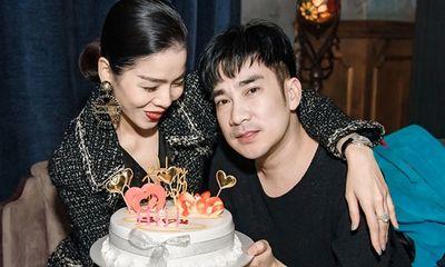 Lệ Quyên thân thiết tổ chức sinh nhật cho Quang Hà, tình tin đồn Lâm Bảo Châu cũng góp mặt