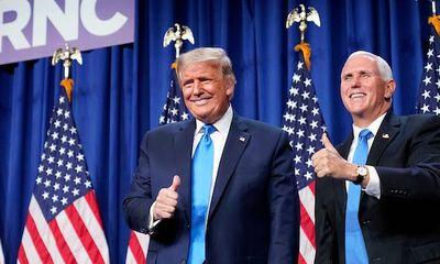 Vì sao phó Tổng thống Mike Pence không tham gia lễ chia tay ông Donald Trump?