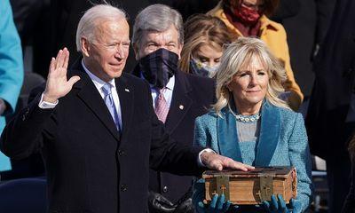 Ông Joe Biden tuyên thệ nhậm chức Tổng thống Mỹ thứ 46