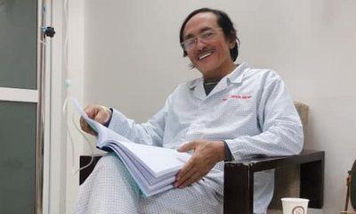 Nghệ sĩ Giang còi xác nhận bị ung thư họng, đã di căn