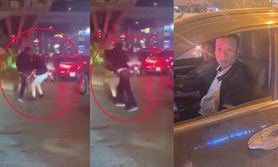 Hà Nội: Khởi tố vụ án tài xế đánh người vì bị nhắc dừng xe quá lâu gây ùn tắc