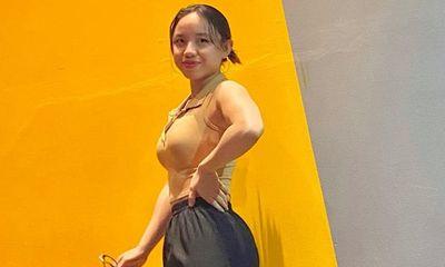 Sự thật bất ngờ đằng sau thân hình cơ bắp cuồn cuộn của cô gái Cà Mau
