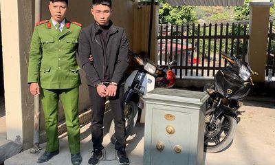 Sơn La: Bắt giữ đối tượng làm thuê đục két sắt của chủ nhà, trộm 100 triệu đồng