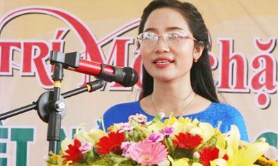 Vụ nữ giám đốc ở Hải Dương tống tiền hiệu trưởng 180 triệu: Dọa tung hình ảnh, clip
