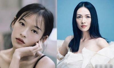 Người mẫu Việt được báo Trung đưa tin tới tấp, cộng đồng mạng xôn xao vì quá giống Chương Tử Di