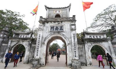 Vì sao tỉnh Nam Định dừng tổ chức lễ hội khai ấn đền Trần và chợ Viềng năm 2021?
