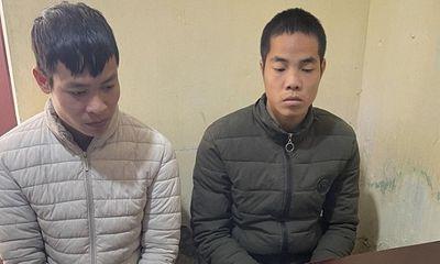 Hai thanh niên nghiện game phá khóa cửa hàng, trộm 18 chiếc điện thoái lúc rạng sáng