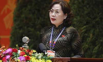 Thống đốc NHNN Nguyễn Thị Hồng: Đã xử lý những cổ đông lớn thao túng ngân hàng