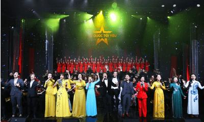 """Thưởng thức Live concert """"Tổ Quốc Tôi Yêu"""" cùng PVN-PV GAS"""