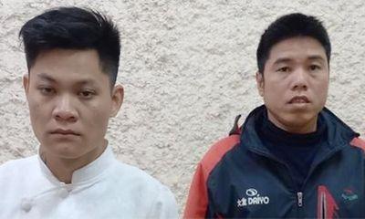 Nghệ An: Bắt giữ 2 đối tượng đưa người ra nước ngoài làm việc trái phép