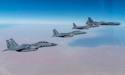 Máy bay B-52 lần đầu quay trở lại Trung Đông sau khi Tổng thống Biden nhậm chức