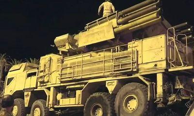 Quân đội Mỹ tịch thu hệ thống phòng không Pantsir của Nga