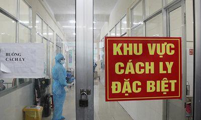 Sở Y tế Hà Nội báo cáo nhanh về ca nhiễm COVID-19 trọ tại Cầu Giấy