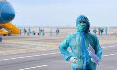 Thực hư thông tin ê-kíp VTV trở thành F1 khi ghi hình ở sân bay Vân Đồn