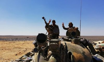 """Tin tức quân sự mới nhất ngày 28/1: """"Qua mặt"""" Nga, Thổ Nhĩ Kỳ khai hỏa ở Syria"""