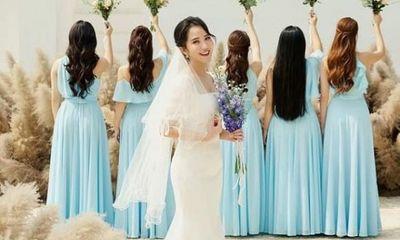 Chiêm ngưỡng bộ ảnh nét căng của vợ sắp cưới thiếu gia Phan Thành bên dàn phù dâu cực