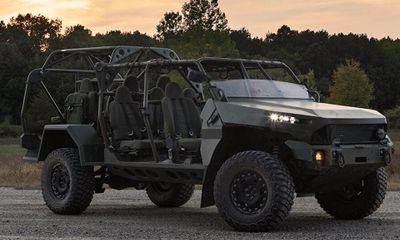 Lầu Năm Góc chê xe địa hình của Lục quân Mỹ