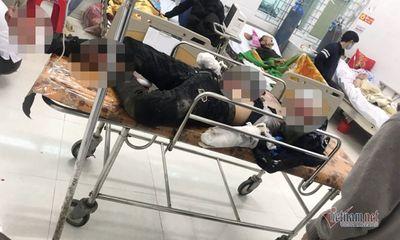 Sau tiếng nổ lớn, nam sinh lớp 10 tử vong trên nền nhà