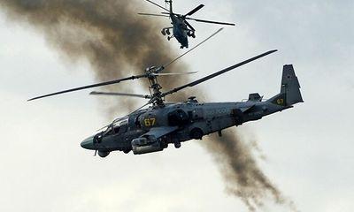 Tình hình chiến sự Syria mới nhất ngày 29/1: Trực thăng Nga truy cùng diệt tận khủng bố IS