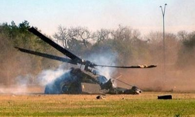 Cuba: Rơi trực thăng quân sự, toàn bộ phi hành đoàn thiệt mạng