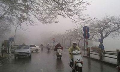 Dự báo thời tiết mới nhất hôm nay 1/2: Hà Nội mưa phùn