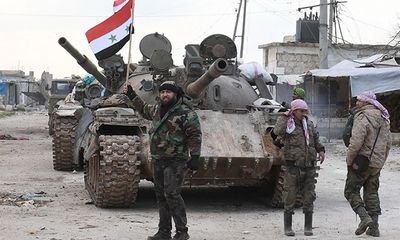 Tình hình chiến sự Syria mới nhất ngày 31/1: Chiến sự ngày càng căng thẳng
