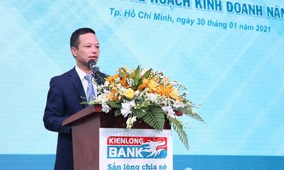 Chân dung tân Chủ tịch 7X của Kienlongbank