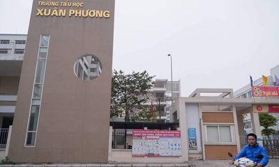 Hà Nội: Hiệu trưởng trường TH Xuân Phương tự nguyện cách ly cùng học trò trong 21 ngày
