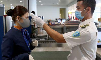 16 nhân viên sân bay Nội Bài là F1, đề nghị xét nghiệm 3.200 người