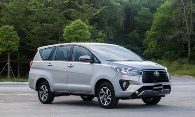 Bảng giá xe ô tô Toyota mới nhất tháng 2/2021: Giá bán từ 352 triệu đến 3,080 tỷ đồng