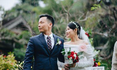 """Tình yêu như mơ và chuyện cô dâu """"tăng mượn, giảm mua, tự làm"""" trong đám cưới"""