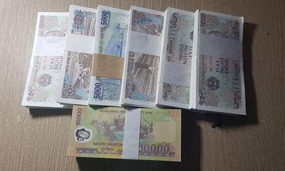 Dịch vụ đổi tiền lẻ cận Tết nở rộ trên chợ online: Giá