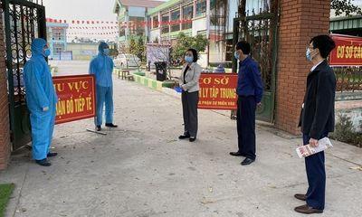 Hải Dương: Thêm 3 học sinh mắc COVID-19, phong tỏa 21 ngày toàn bộ TP. Chí Linh