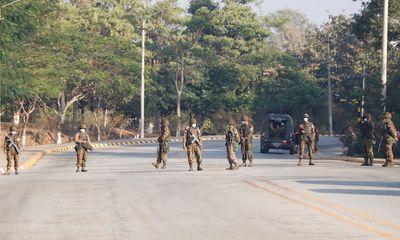 Myanmar: Quân đội chính thức thả một vài quan chức cấp cao