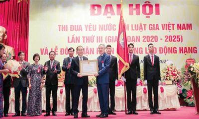 10 hoạt động và sự kiện nổi bật năm 2020 của Hội Luật gia Việt Nam