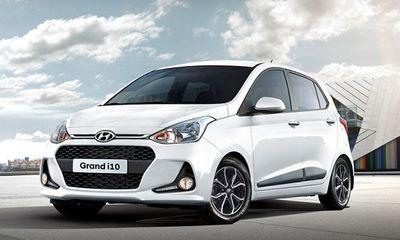 Bảng giá xe ô tô Huyndai mới nhất tháng 2/2021: Mẫu xe rẻ nhất thuộc về Huyndai Grand i10 với giá 315 triệu đồng