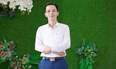 Doanh nhân Cấn Tất Lâm-CEO Bản lĩnh hội nhập 2020