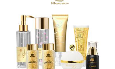 Bộ sản phẩm ngừa nám thương hiệu Mỹ phẩm Magic Skin - Giải pháp hoàn hảo cho làn da bị nám, tàn nhang.
