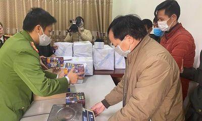 Mai Sơn - Sơn La: Tăng cường cao điểm phòng chống tội phạm dịp cuối năm