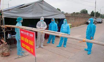 Sáng 3/2, Việt Nam có thêm 9 ca COVID-19 mới, đều là những ca lây nhiễm trong cộng đồng
