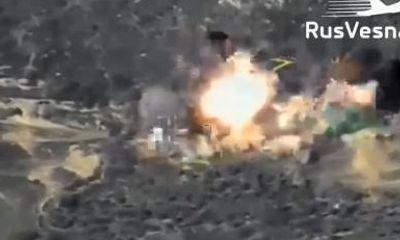 Tin tức quân sự mới nhất ngày 3/2: Nga dội bom phản lực tấn công phiến quân