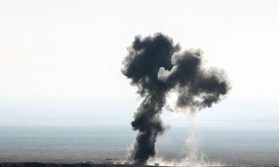 Tình hình chiến sự Syria mới nhất ngày 3/2: Dân quân thân Iran bắn rơi máy bay Israel