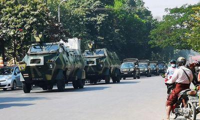 Myanmar: Quân đội yêu cầu các nghị sĩ rời thủ đô trong 24 giờ
