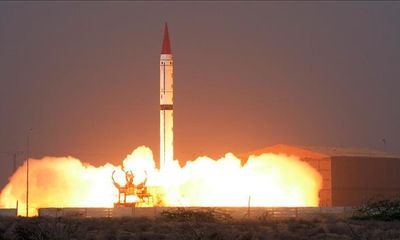 Tin tức quân sự mới nhất ngày 4/2: Pakistan phóng thử thành công tên lửa đạn đạo đất đối đất