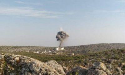 Tình hình chiến sự Syria mới nhất ngày 4/2: Nga dội bom vào khủng bố ngay trước mặt UAV Thổ Nhĩ Kỳ