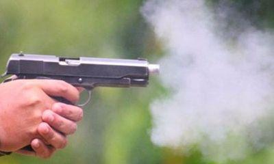 Vụ nổ súng bắn gục