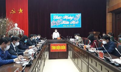 6 người dương tính lần 1 với SARS-CoV-2 ở Điện Biên: 2 ca là học sinh, sinh viên từ Hà Nội về